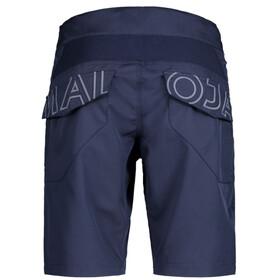 Maloja BardinM. Pantalones cortos multideportivos Hombre, night sky